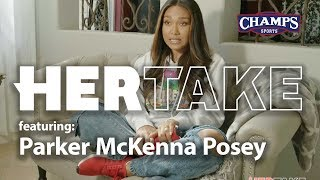 Actress Parker McKenna Posey Tackles Everything in her Life | Her Take