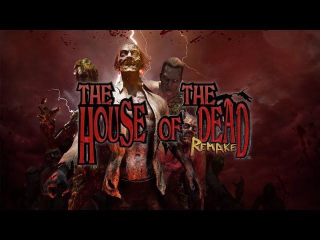 The House Of the Dead: Remake for Nintendo Switch