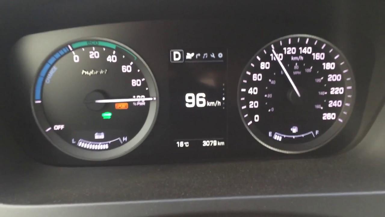 0 60 2015 Hyundai Sonata Hybrid 0 60 Mph