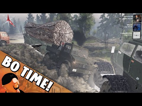 Spintires - Rescue One!