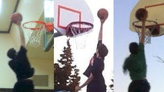 """Dunk Progress 6'0"""" (Journey to Dunking with Multiple Knee Surgeries) Video"""