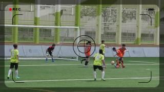 宏信vs青年會 2016 9 19 元朗學界足球甲組 精華