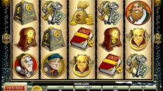 Scrooge Slot Game