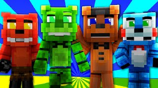 Minecraft FNAF WORLD Roleplay