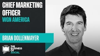 Ep 12: Why Change Is Good In The Digital Industry with Brian Dollenmayer