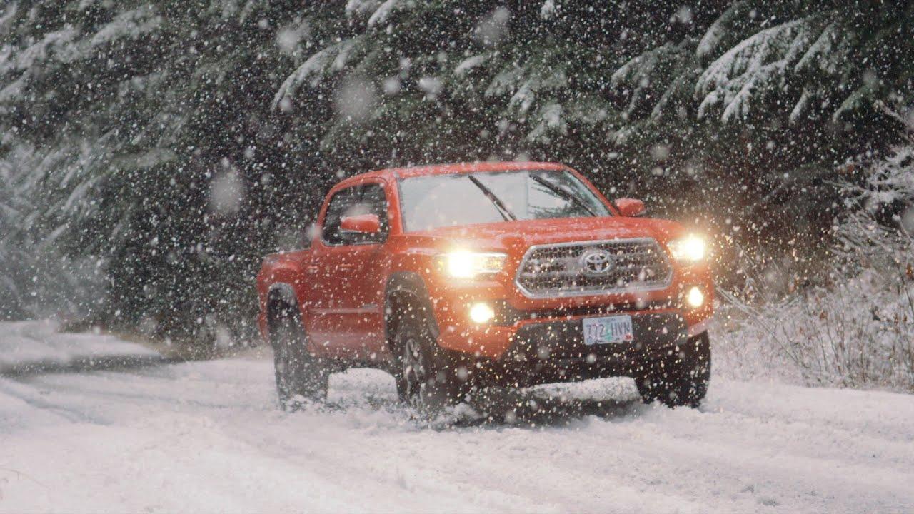 2016 Toyota Ta a Christmas Tree Run AutoNation