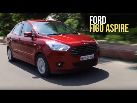 Ford Figo Aspire Titanium+ Petrol Manual Review