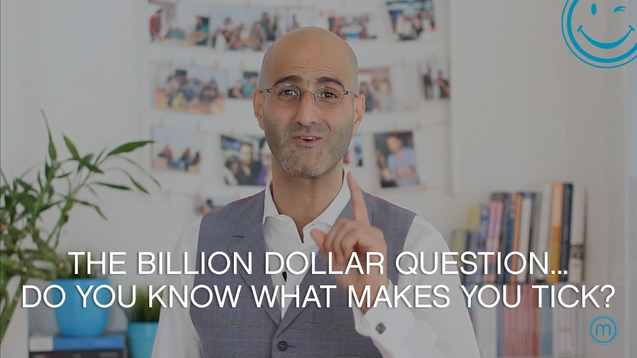 Download The billion dollar question... Do you know what makes you tick?