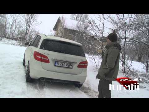 Mercedes-Benz B 180 CDI BlueEFFICIENCY explicit video 1 of 4