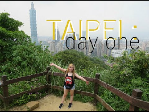 台北 | TAIPEI VLOG : BEST VIEW OF TAIPEI !