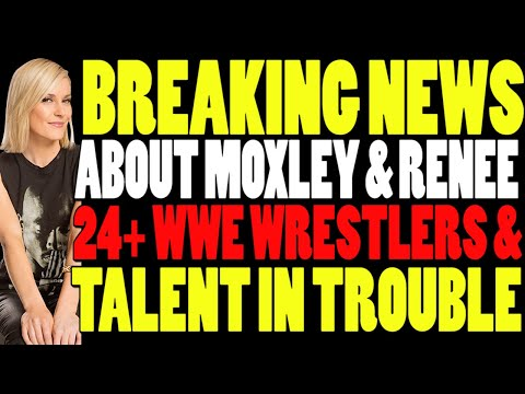 Surprising News About Renee Young! Why Jon Moxley Missed AEW Dynamite? Brock Lesnar Exposed WWE NEWS