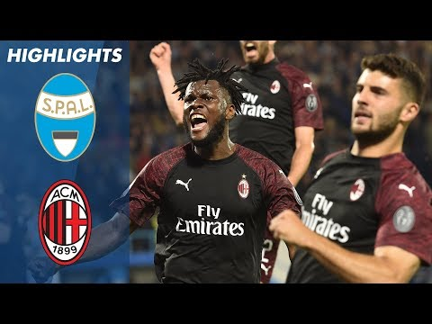 SPAL 2-3 Milan | Milan's Efforts Not Enough to Earn Top 4 Place | Serie A