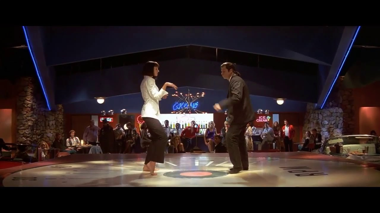 Chuck Berry - You Never Can Tell - Pulp Fiction. - YouTube