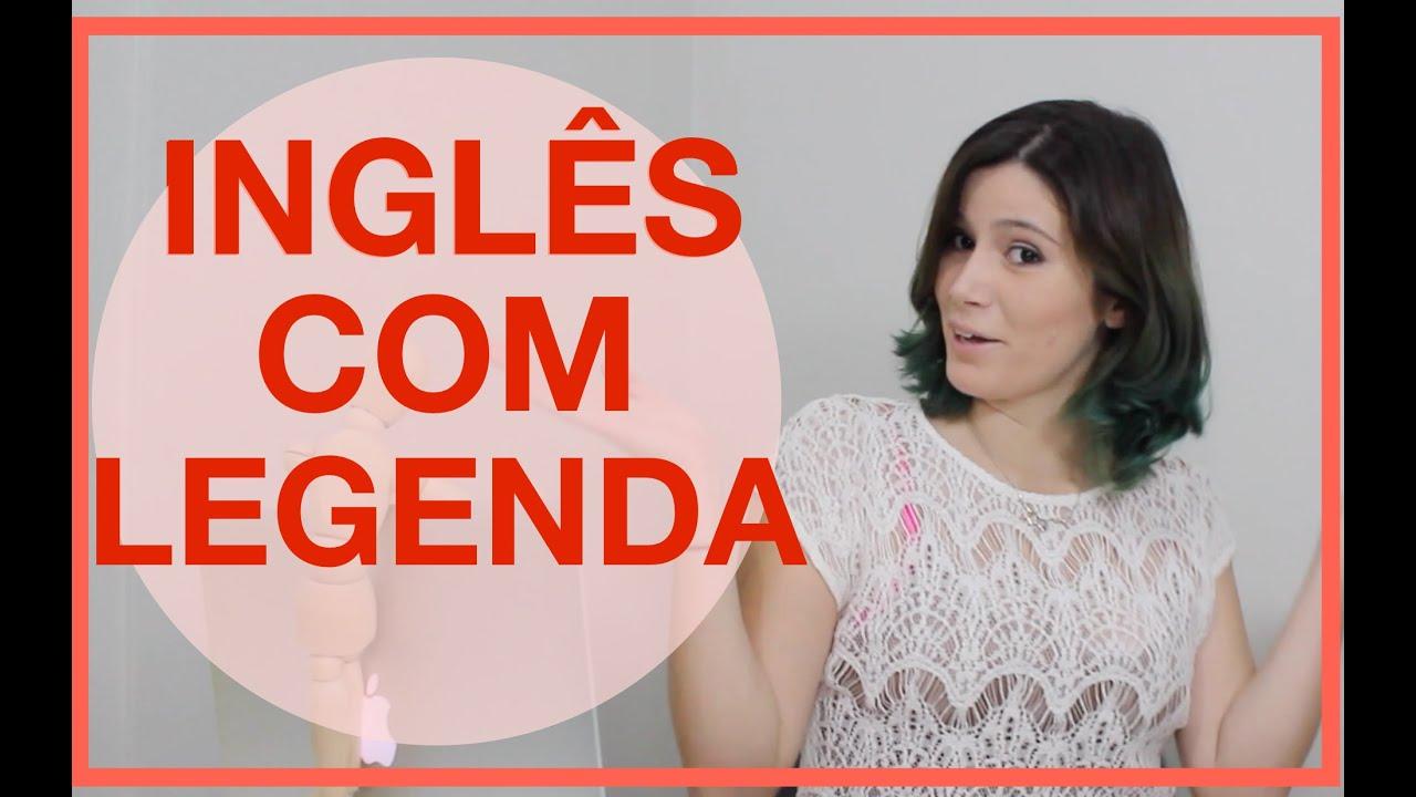 CANAIS COM LEGENDA EM INGLÊS  dicas de inglês  YouTube -> Banheiro Feminino Em Ingles Traducao