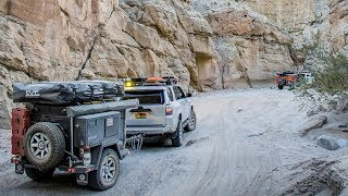 Vlog 61 This is the second part of day 1 on the trail, overlanding ...