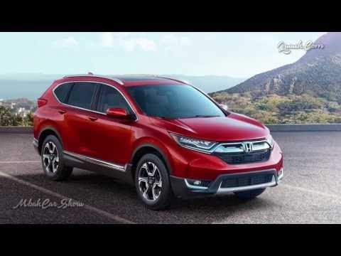 2017 Honda CR-V EX-L 1.5 L Turbocharged 4-Cylinder Review