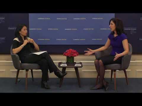 Rana Foroohar: Regulating the Internet in the EU, China, & the U.S.