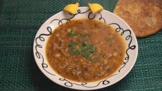Harira (moroccan Lentil & Tomato Soup) Recipe