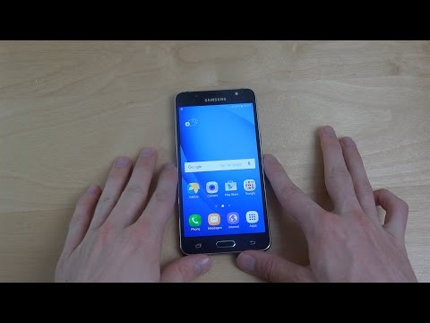 Samsung Galaxy J5 2016 - Unboxing!