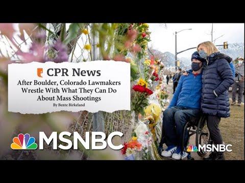 Lawmaker Who Lost Son In Aurora Shooting: Politicians Opposing Gun Control Reforms Aren't Listening