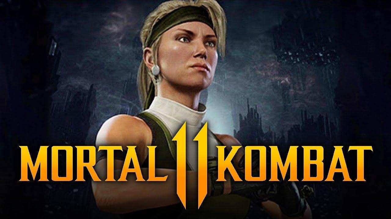 Mortal Kombat 11 New Sonya Blade Skin Revealed Klassic Kano Skin In Game Teaser
