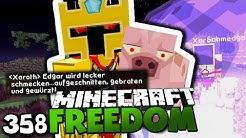 XAROTH & SCHMEDGAR DIREKT VOR UNSEREM DORF! ✪ Minecraft FREEDOM #358 | Paluten