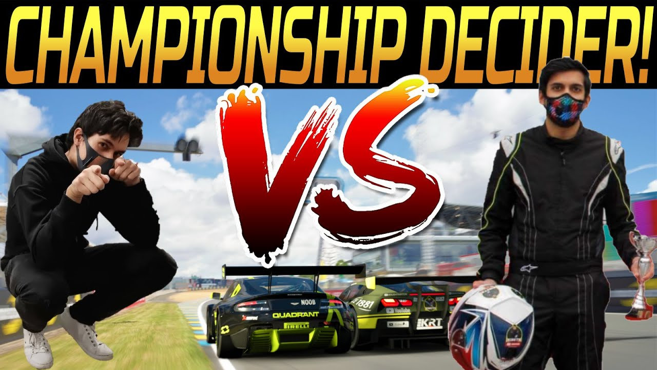 GT Sport: Head To Head Against Super GT In This Championship Finale!