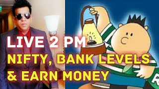 LEARN & EARN FROM STOCK MARKET LIVE 2 PM