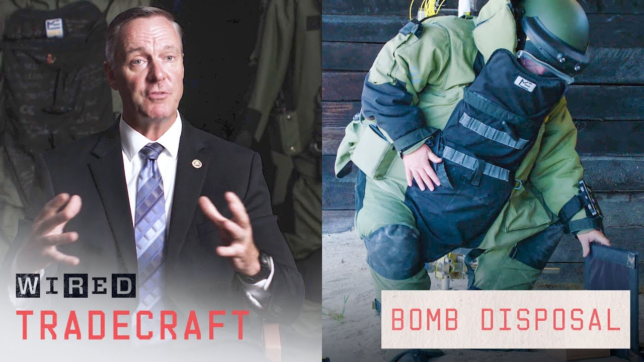 FBI Agent Explains How Bombs Are Disposed Of | Tradecraft
