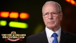 Meet Johnny Saint, WWE's newest General Manager