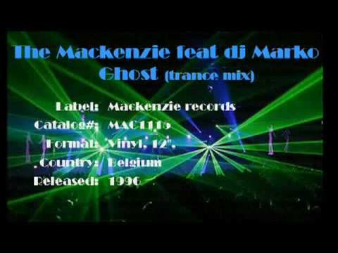 The Mackenzie feat dj Marko - Ghost (trance mix)