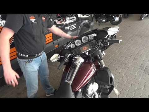 Bei Harley-Davidson Hamburg Nord, Milan erklärt die BoomBox II