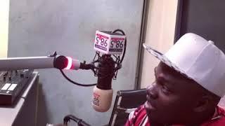 Khaligraph Jones achukizwa na namna vyombo vya habari vya Kenya kutoupa airtime Muziki wa Kenya