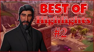 FORTNITE - BEST OF HIGHLIGHTS EXEMPLE #2