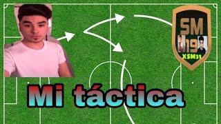 Soccer manager 2019 : mi táctica