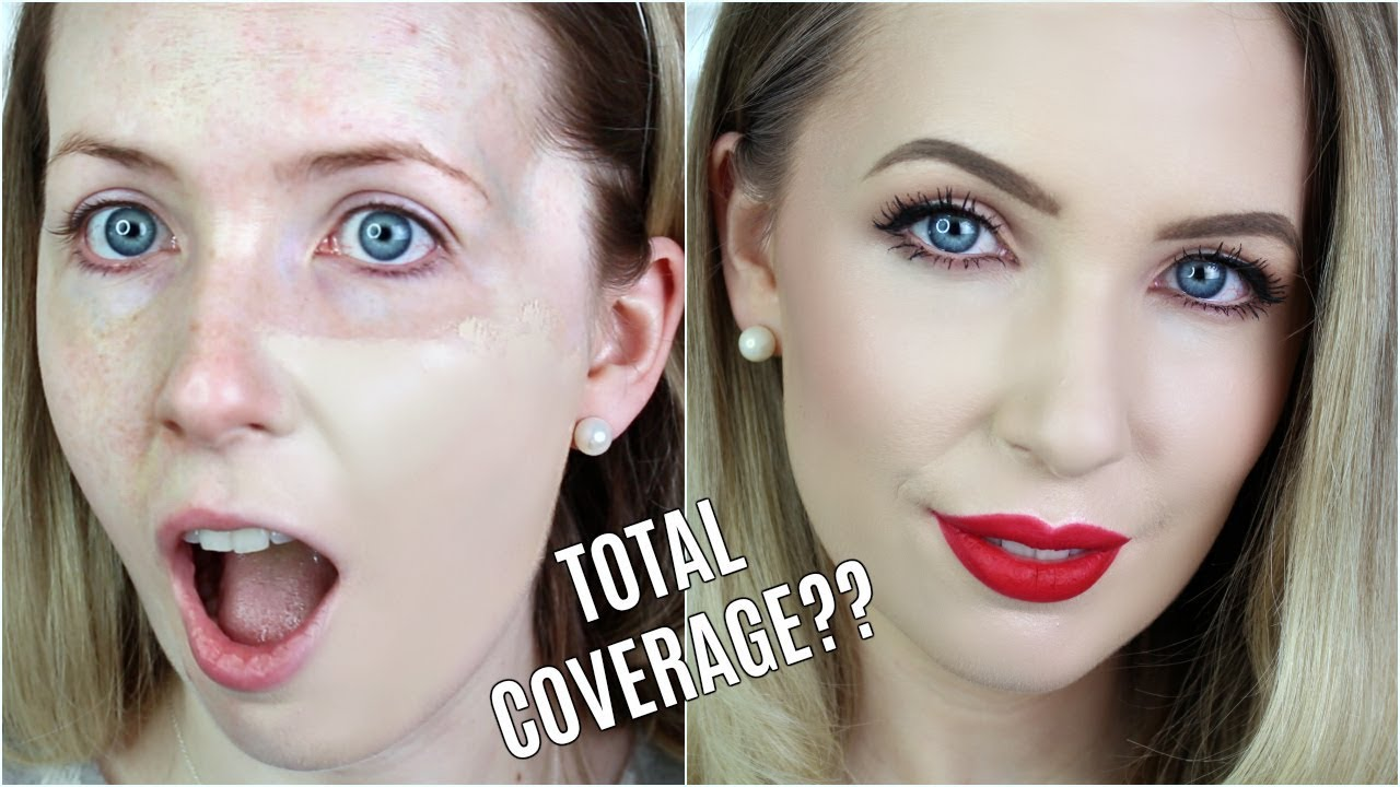 Most Extreme Full Coverage Foundation Does It Work For