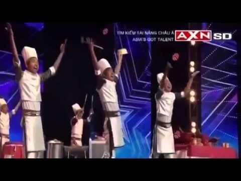 TATUENG MONG Asia s Got Talent 2015