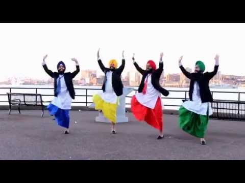 Sardaar Ji || Maritime Bhangra Group || Bhangra at Dartmouth-Halifax Water Front