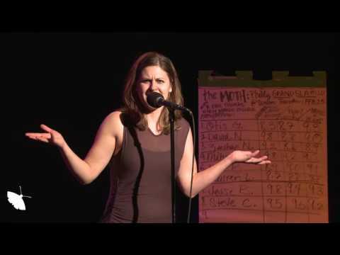 Martha Cooney, Winning Storyteller, The Moth Grand Slam, When Worlds Collide