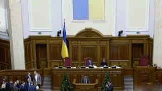 Верховная Рада Украины приняла закон, ограничивающий образование на русском языке.