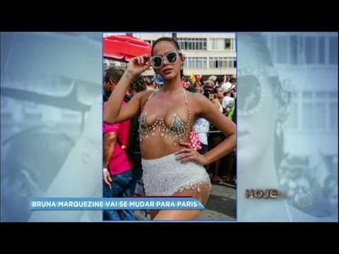 Hora da Venenosa: Bruna Marquezine planeja se mudar para Paris