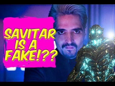 Savitar Is A Fake?!! Abra Kadabra - The Flash - Lets Talk! - #Flash #Savitar