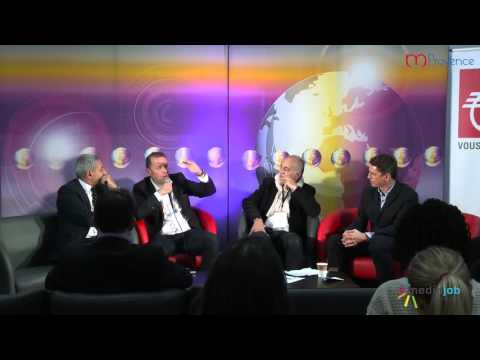 [Forum Medinjob Marseille 2016] Smart City, une mutation d'aujourd'hui et de demain pour l'emploi ?