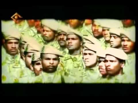 Iranian army - Iranian soldier, song. (English Subtitles)