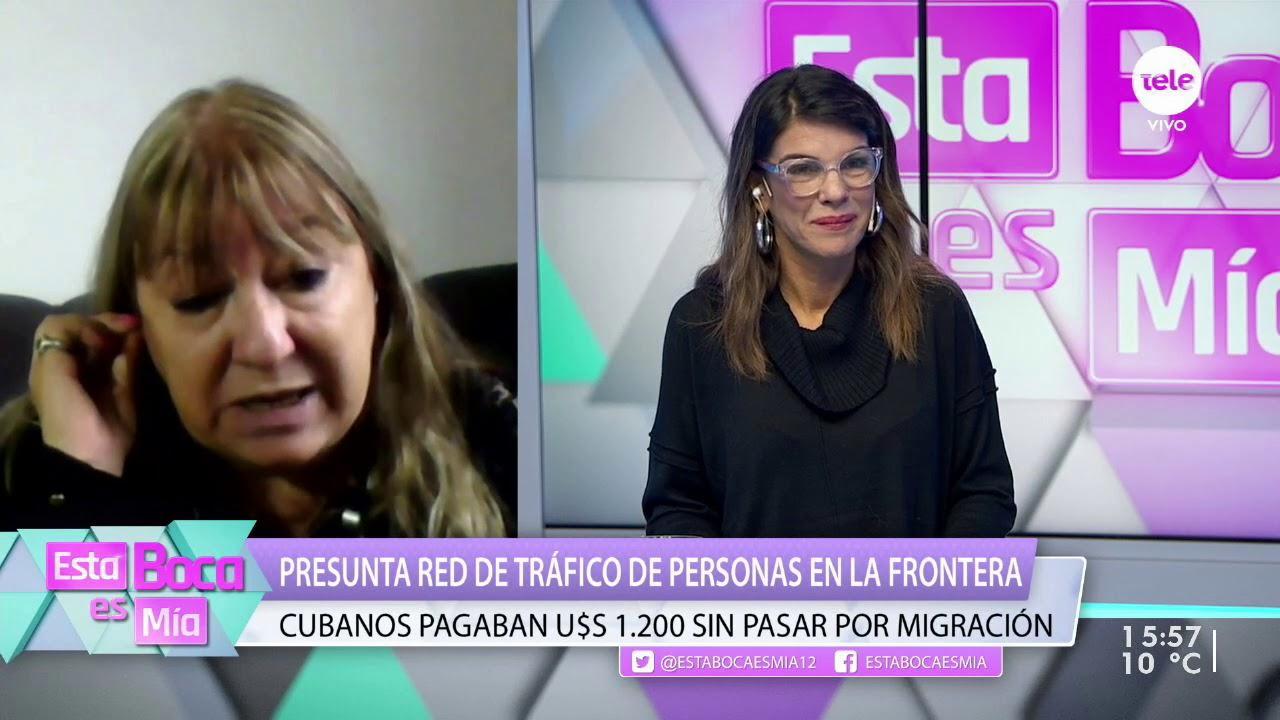 Llegada de cubanos a Uruguay en forma ilegal: Fiscalía investiga irregularidades en Migraciones /1