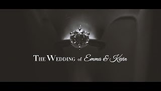 The Wedding of Emma & Kevin