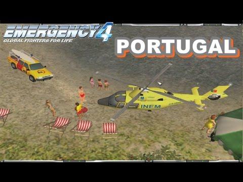 Emergency 4 Portuguese Mod - tigerfertodonne
