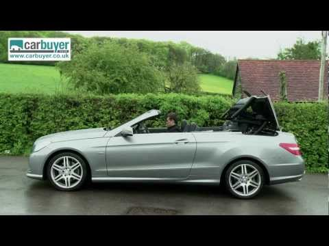 Mercedes E-Class Cabriolet review - CarBuyer