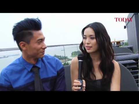 Desmond Tan Interviews Rebecca Lim