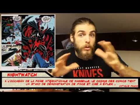 JT Comics #55 - Superior John Cena / John Constantine / Nightwatch & Spider-Man - 28/09/2016